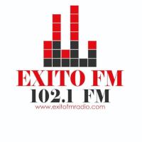 Logo de Radio Éxito 102.1FM Costa Rica